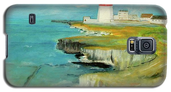 Portland Bill Galaxy S5 Case