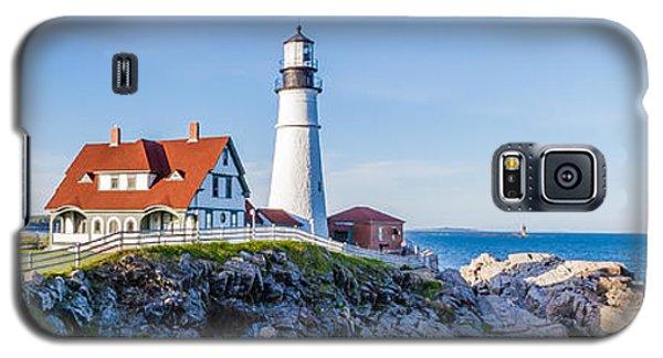 Portland Head Light House Cape Elizabeth Maine Galaxy S5 Case