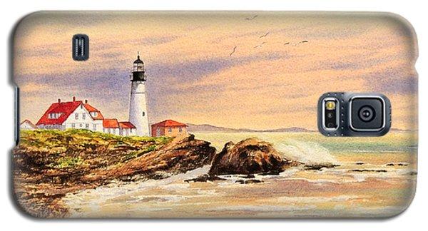 Portland Head Lighthouse Maine Galaxy S5 Case