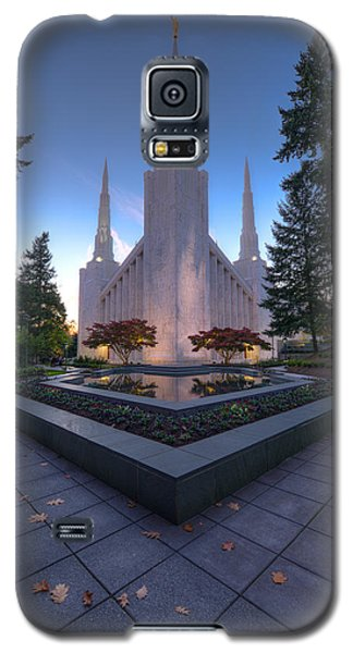 Portland Temple Galaxy S5 Case