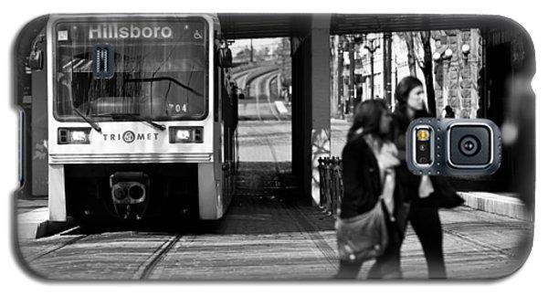 Portland Train Galaxy S5 Case