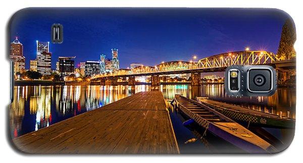 Portland Under The Stars Galaxy S5 Case