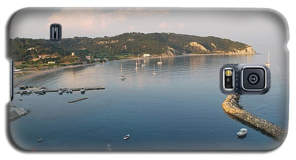Galaxy S5 Case featuring the photograph Porto Bay by George Katechis