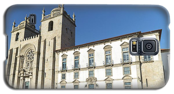 Porto Cathedral Portugal Galaxy S5 Case