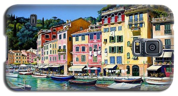 Portofino Sunshine Sold Galaxy S5 Case