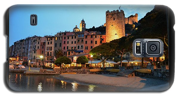 Portovenere At Night Galaxy S5 Case by Dany Lison