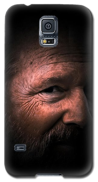Portrait #1 Galaxy S5 Case