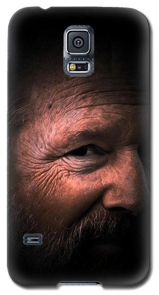 Portrait #1 Galaxy S5 Case