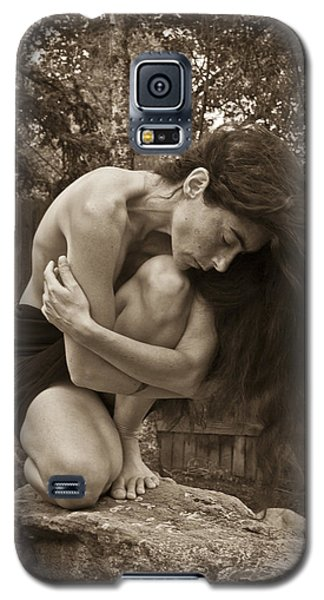 Portrait 5 Galaxy S5 Case