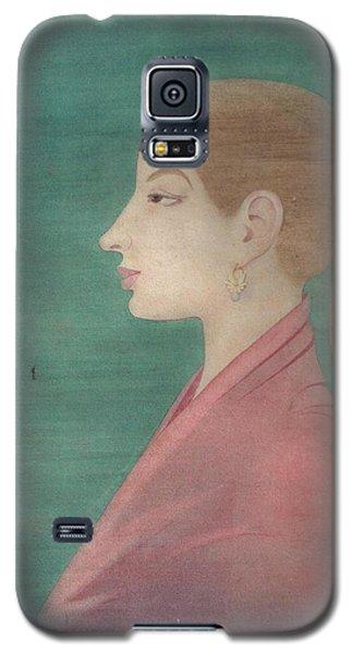Portrait Galaxy S5 Case