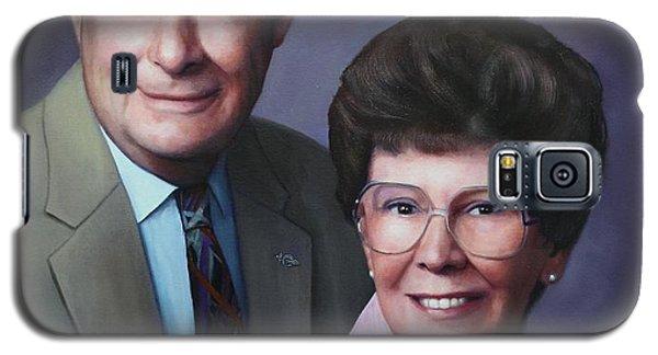 Portrait For Cathy Crissman Galaxy S5 Case
