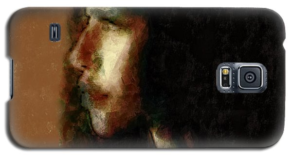 Portrait In Sepia Tones  Galaxy S5 Case