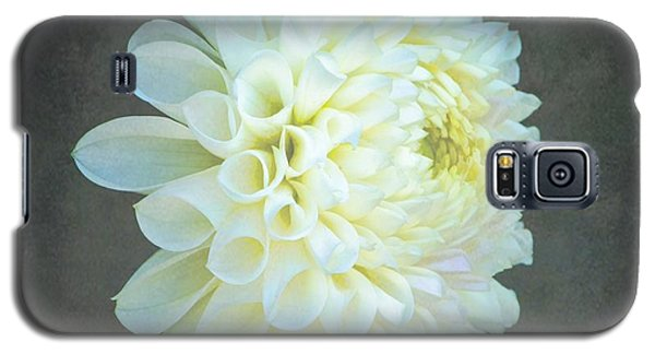 Portrait Of A Dahlia Galaxy S5 Case