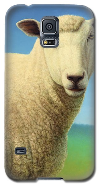 Portrait Of A Sheep Galaxy S5 Case