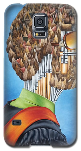Portrait Of An Artist - Jim Meaders 1984 Galaxy S5 Case