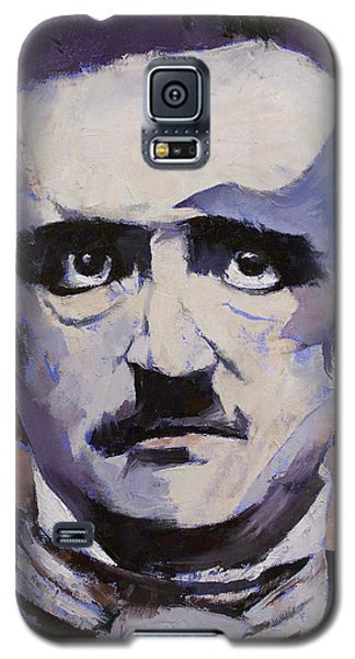 Edgar Allan Poe Galaxy S5 Case by Michael Creese