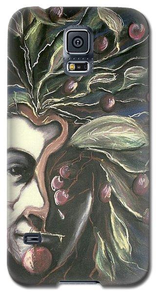 Self Portrait  Galaxy S5 Case