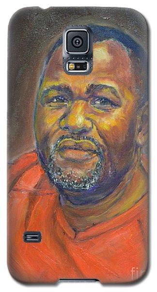 Portrait Of Felly Galaxy S5 Case