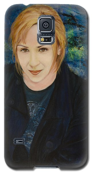 Portrait Of Katarzyna Magda Galaxy S5 Case