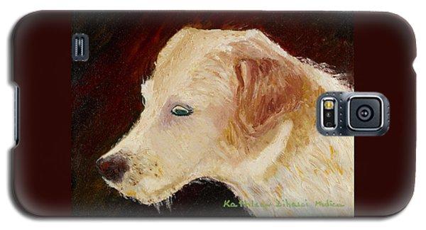 Portrait Of Luke Galaxy S5 Case