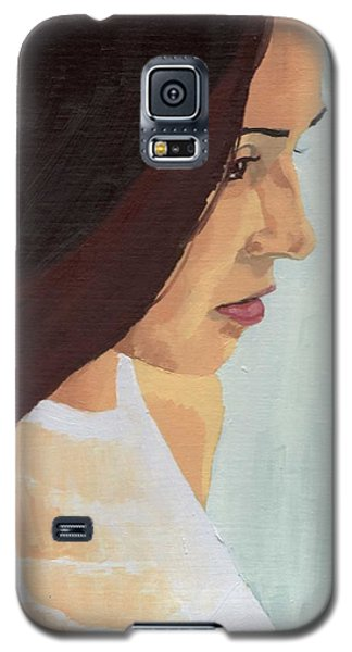 Portrait Of Miranda Galaxy S5 Case