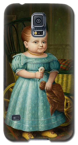 Portrait Of Sally Puffer Sanderson Galaxy S5 Case