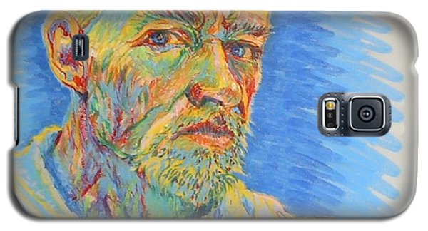 Portrait Of The Artist Galaxy S5 Case