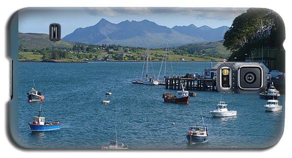 Portree Harbour - Isle Of Skye Galaxy S5 Case