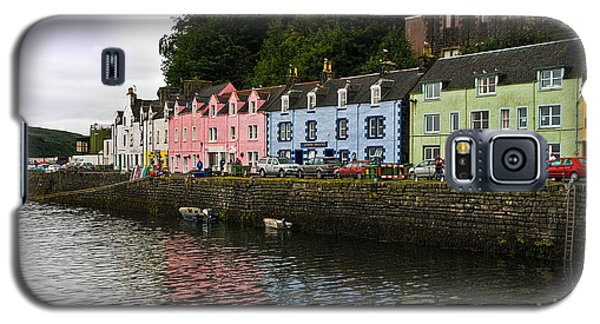 Portree Isle Of Skye Scotland Galaxy S5 Case