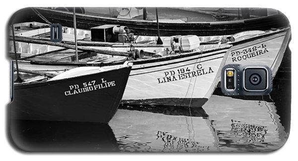 Portuguese Fishing Boats Galaxy S5 Case