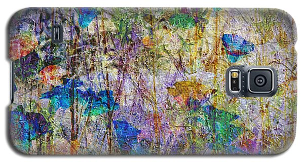 Posies In The Grass Galaxy S5 Case
