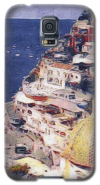 Positano Galaxy S5 Case by Susan Maxwell Schmidt