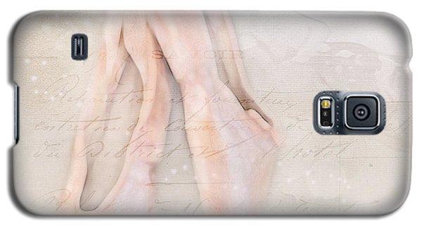 Postcard From Paris V Galaxy S5 Case