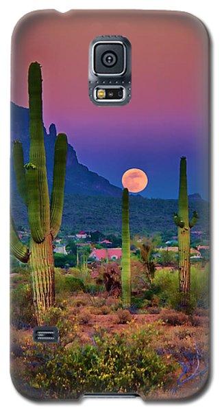 Postcard Perfect Arizona Galaxy S5 Case