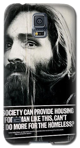 Poster Boy Charlie Galaxy S5 Case