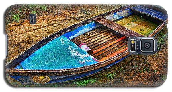 Pot Of Paint Galaxy S5 Case by Graham Hawcroft pixsellpix