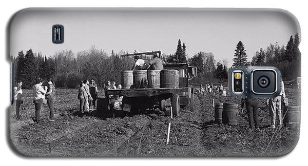 Potato Harvest 3 Galaxy S5 Case