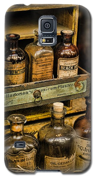 Potions And Cure Alls Galaxy S5 Case by Heather Applegate