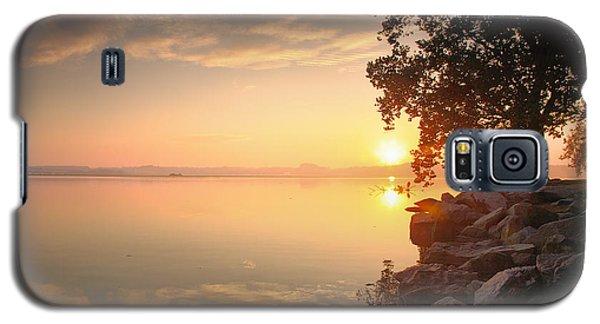 Potomac Sunrise II Galaxy S5 Case by Steven Ainsworth