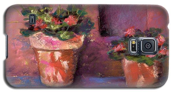 Pots N' Plants Galaxy S5 Case by Julie Maas
