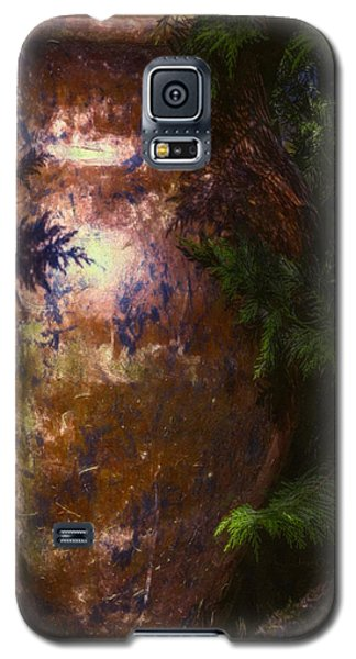 Galaxy S5 Case featuring the photograph Potters Clay by Jean OKeeffe Macro Abundance Art