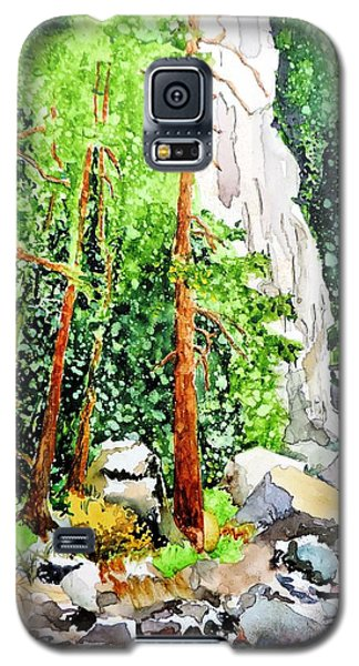 Poudre Canyon Beauty Galaxy S5 Case by Tom Riggs
