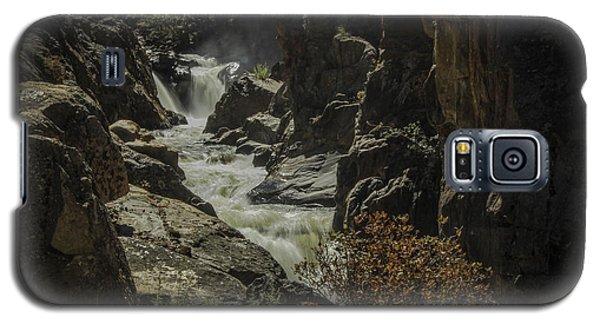 Poudre Falls Galaxy S5 Case