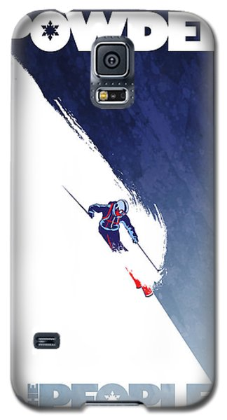 Powder To The People Galaxy S5 Case