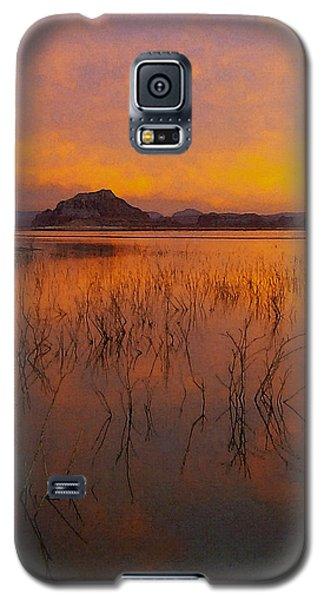 Powell Sunrise 1 Galaxy S5 Case