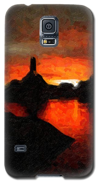 Powell Sunset Galaxy S5 Case