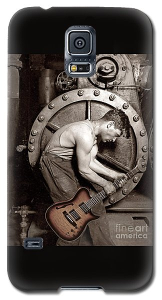 Power Chord Mechanic Galaxy S5 Case