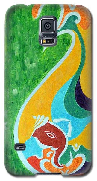 Power Of Aum Galaxy S5 Case by Sonali Gangane