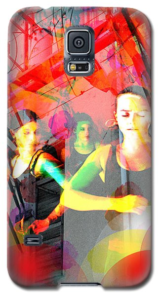 Power Of Cuba   Flamenco Galaxy S5 Case by Ann Tracy