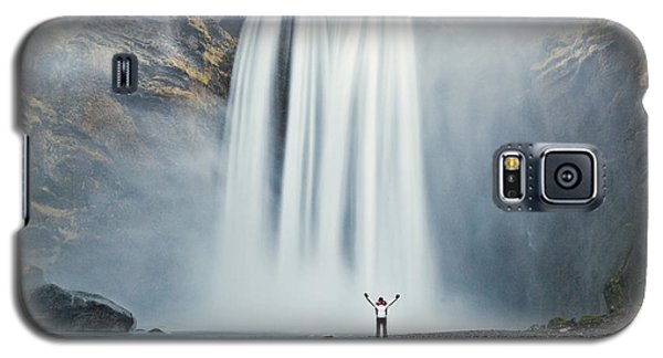 Power Of Elements Galaxy S5 Case by Matteo Colombo